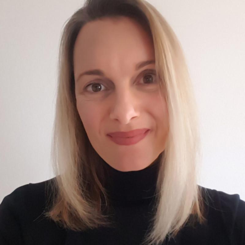 Daniela Schulz, Projektmitarbeiterin des GeodatenService München