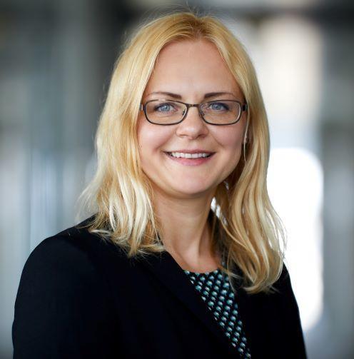 Elena Gärtner, Projektmitarbeiterin der digital@M