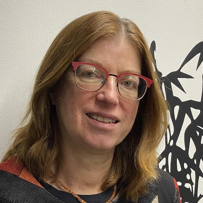 Sigrid Koneberg, Amtsleiterin des GeodatenService München