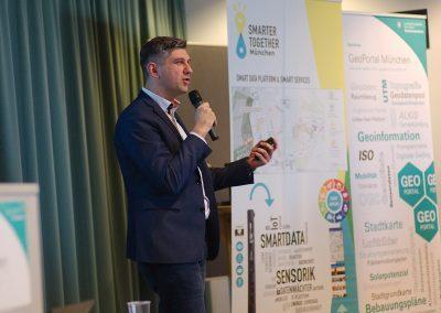 Fachtagung Sensordaten, Daten und Smart City