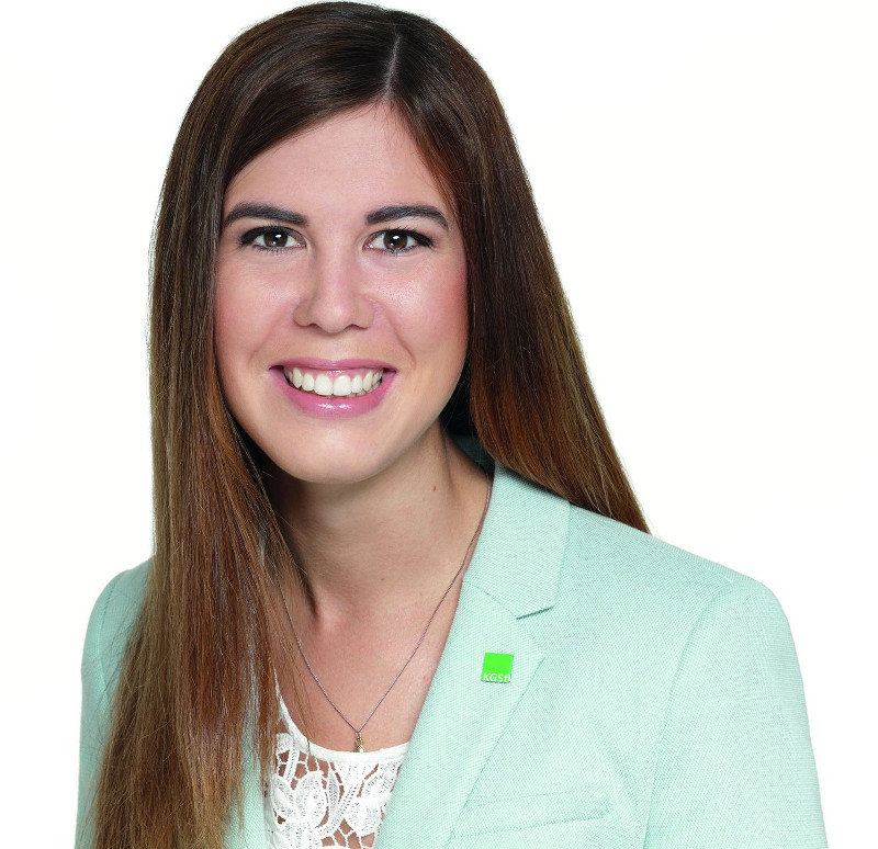 Anika Krellmann, - Ansprechpartnerin in der KGSt