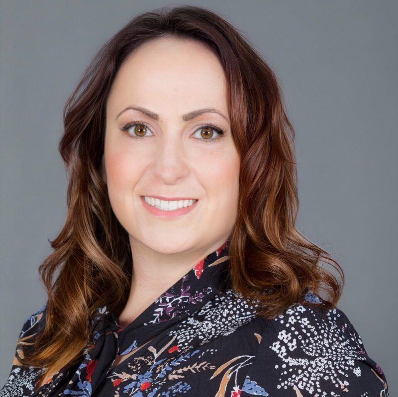 Anja Tischer, - Teilprojektleiterin für SAP-BW-IP im IT-Referat