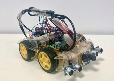 Autonomous Driving, Smart Lock und Chronos – wenn Azubis programmieren