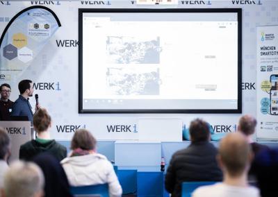 Open Data, Start-ups und Ideen: München feiert den #odd20