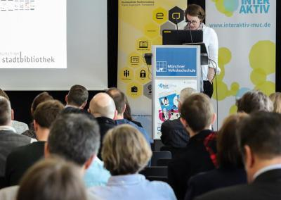 "Lass uns reden! Bericht zum Barcamp ""Digitale Stadt"""