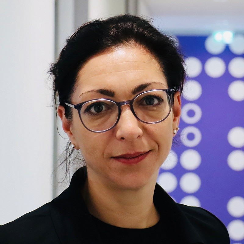 Bettina Link, - Stellvertretende Projektleitung
