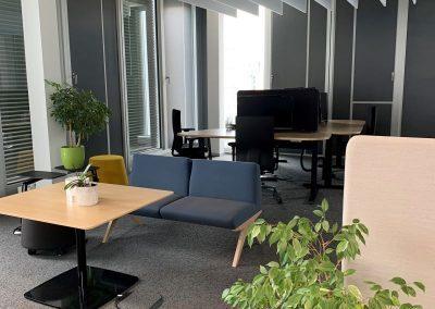 Multispace: Moderne Büroräume für eine neue Arbeitswelt