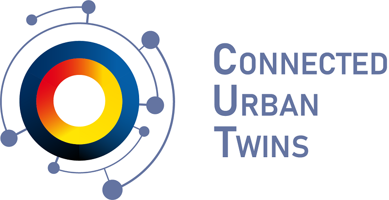 Logo Connected Urban Twins