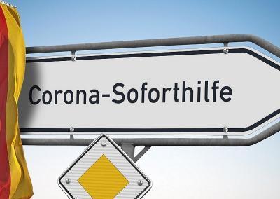 Corona-Soforthilfen – Geschwindigkeit durch Digitalisierung