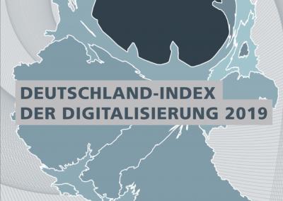 Deutschland-Index Digitalisierung: Bayern in der Spitzengruppe trotz Aufholbedarf