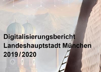 Digitalisierungsbericht München – eine Standortbestimmung