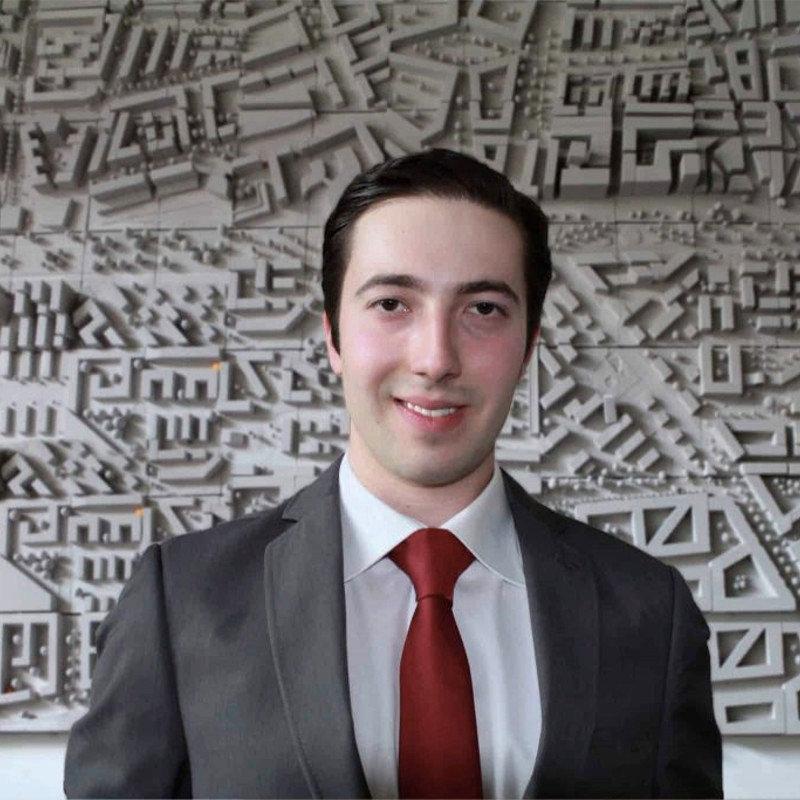 Dimitri Ravin, - Student der Raumplanung & Betreiber von urban-digital.de