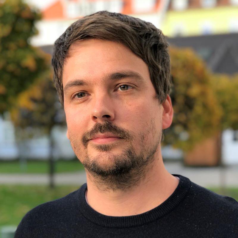Dr. Daniel Baumann - Sachgebietsleiter Langzeitarchivierung
