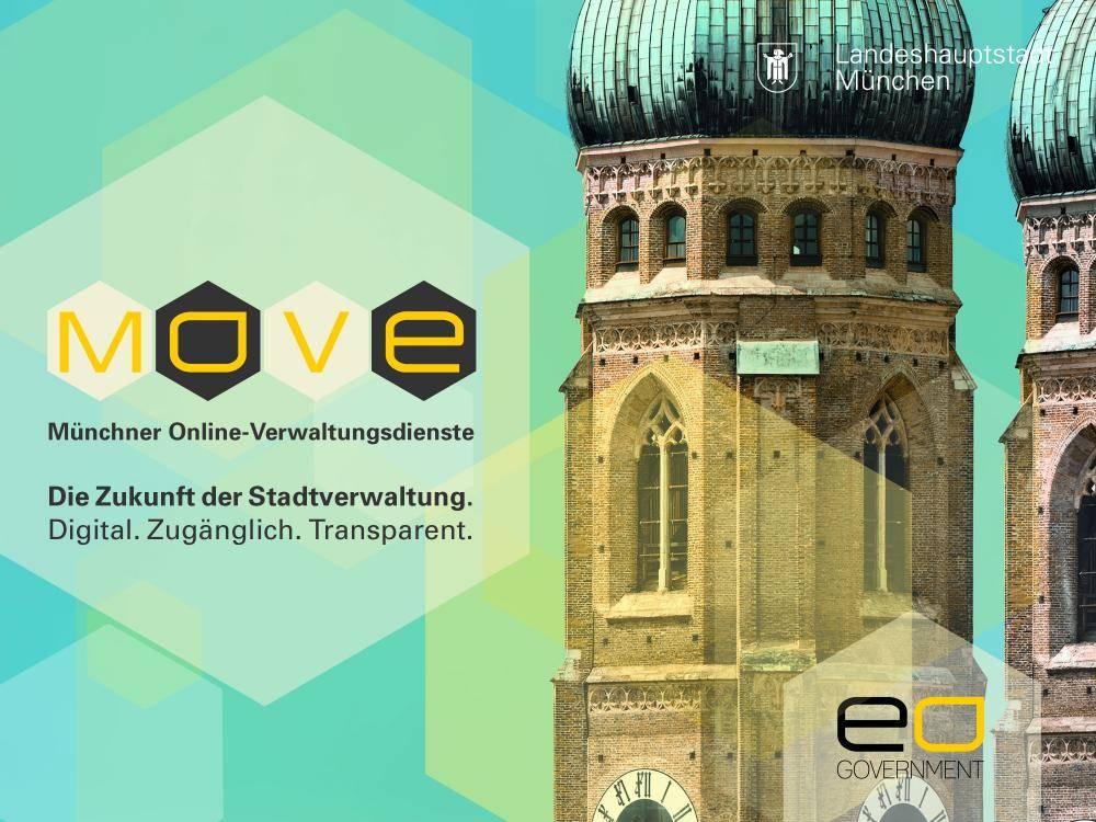 Die Zukunft der digitalen Stadtverwaltung München