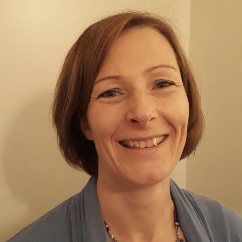 Frieke Meijer-Schepman, - Innovationsmanagerin im Referat für Arbeit und Wirtschaft