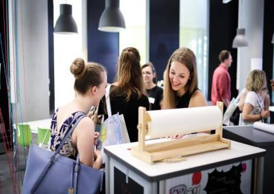 Teilnehmerinnen FutureCamp