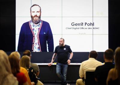 Gerrit Pohl, Foto: vonderschaumedia