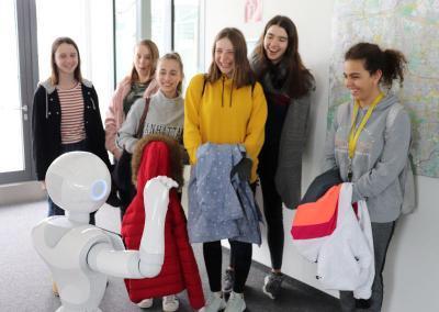 Girls'Day – Interview mit einer digitalen Entdeckerin