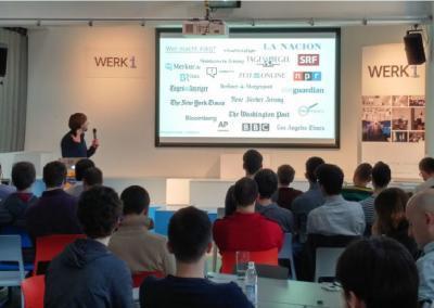 Vortrag Hackathon 17