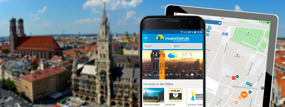 SmartCityApp Android