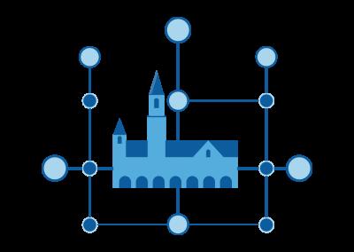 Sensoren, Netze und Daten im Kernbereich Infrastruktur: für die Stadt der Zukunft