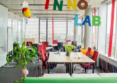 Innovation-Center der Stadt München: Schwerpunkte und Arbeitsweisen