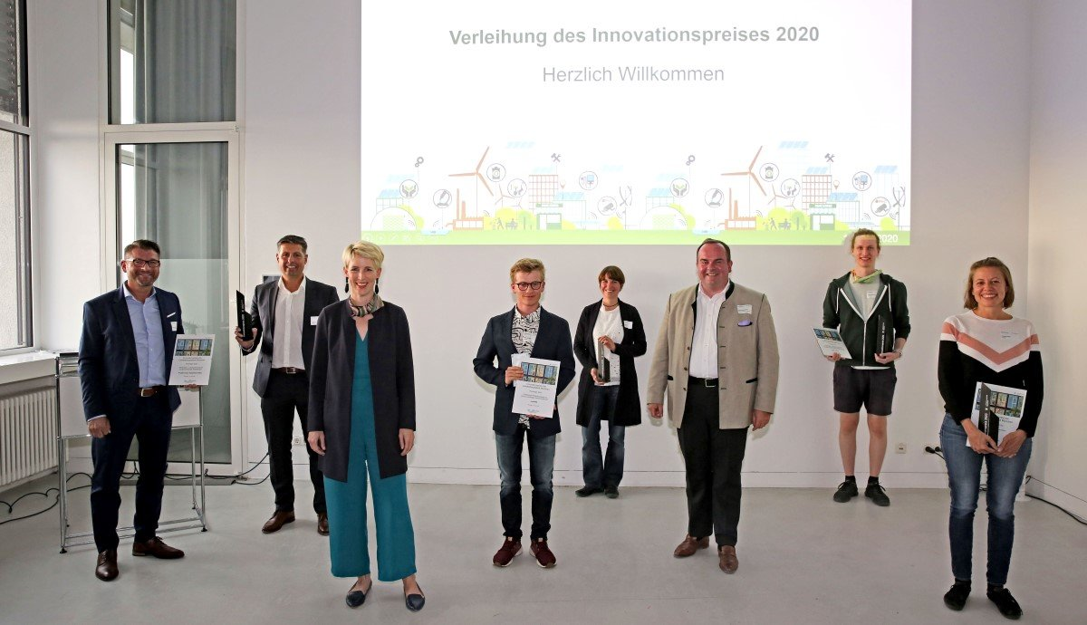 Innovationswettbewerb 2020 Preisträger