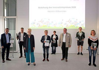 Innovationswettbewerb 2020: Gewinner-Ideen für die Smart City von morgen