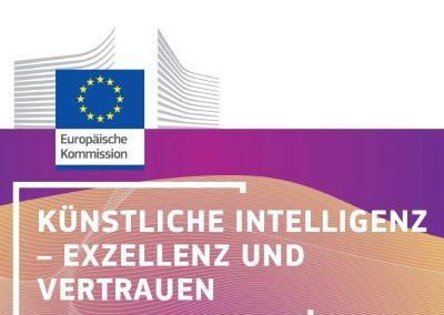 Leitplanken der EU für Künstliche Intelligenz