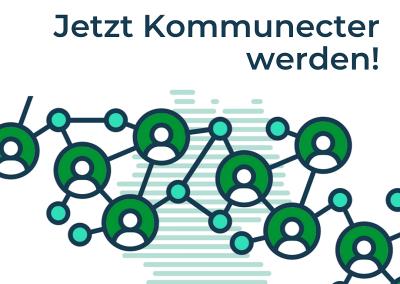 KGSt-Kommunect: Kommunale Digitalprojekte und Ideen auf einen Blick
