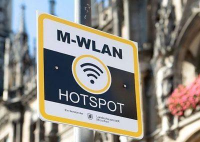M-WLAN mit mehr Leistung!