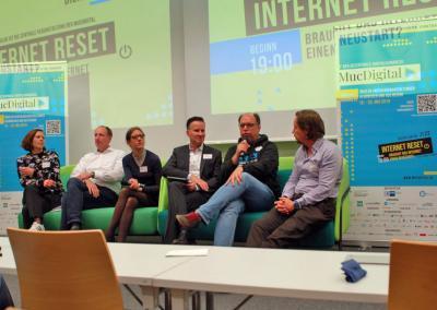 MucDigital 2019 – viel frischer Ideenwind für München