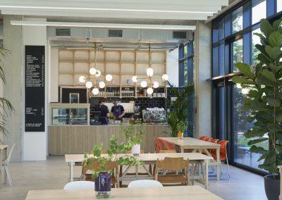 Munich Urban Colab Cafeteria