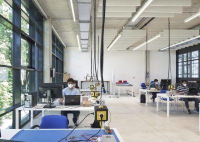 Arbeitsplätze im Munich Urban Colab