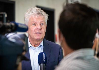 Oberbürgermeister Dieter Reiter im Interview