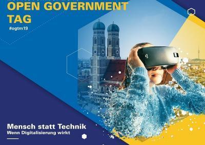 Digitalisierung für und mit den Menschen! Das war der Open Government Tag 2019