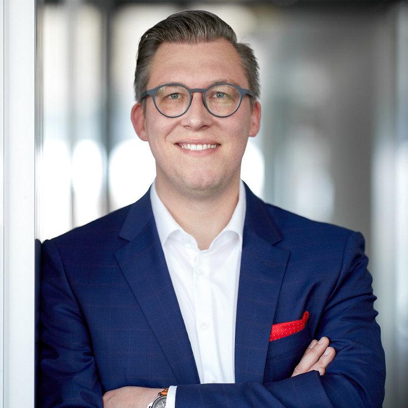 Peter Janze, - Geschäftsführer und CIO der digital@M GmbH