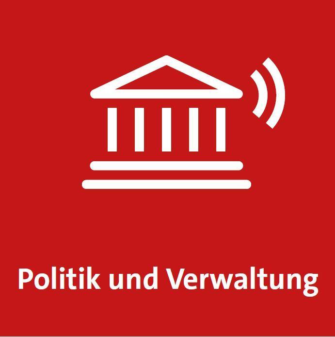 Icon Politik und Verwaltung