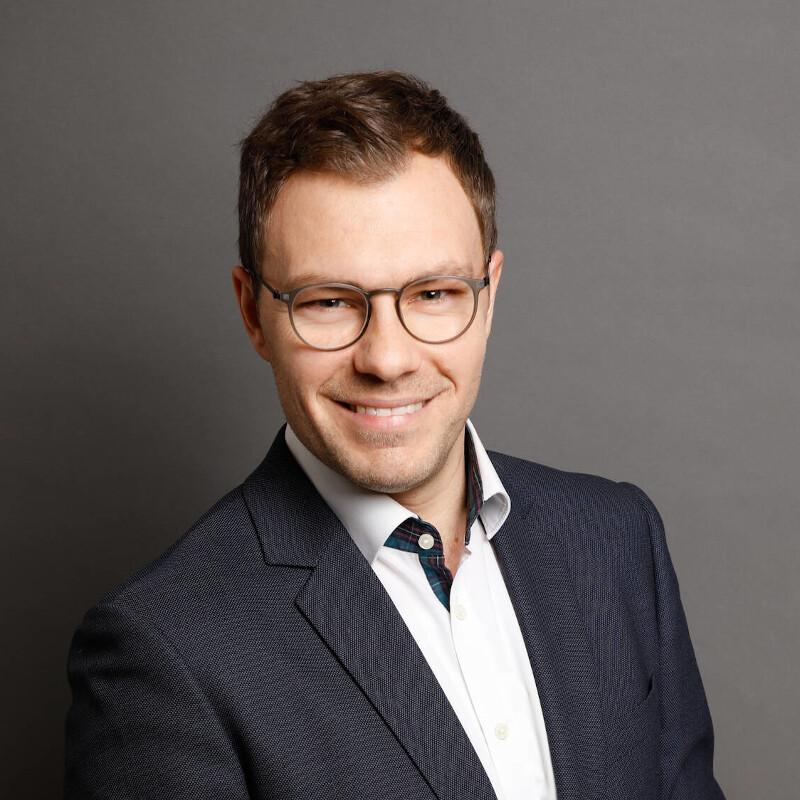 Martin Garthoff, - Wirtschaftsförderer im Referat für Arbeit und Wirtschaft