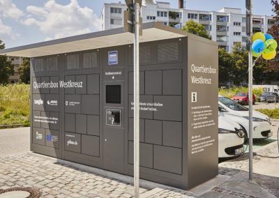 Smart und nachhaltig: Quartiersboxen im Test
