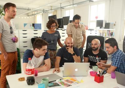 ReDI School: Wie Flüchtlinge als IT-Fachkraft integriert werden