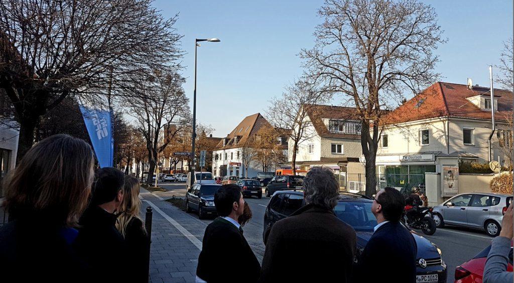 Netzwerk der digitalen Städte beim Treffen in Freiburg