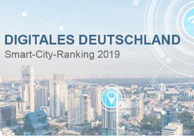 Studie bestätigt: Smart City München auf gutem Weg