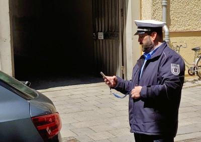 Messenger im Verwaltungs-Einsatz