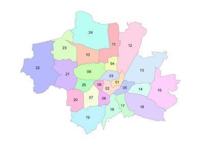 Die städtische Kooperationsplattform: Digitale Räume für die Stadtteil-Parlamente
