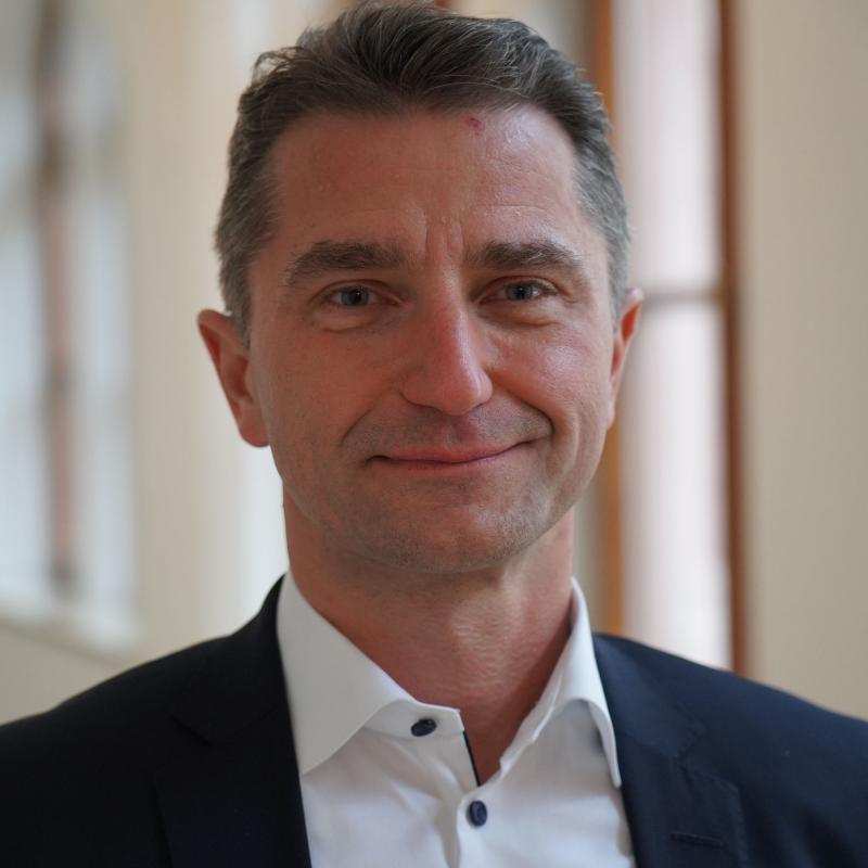 Stephan Westermaier - Personal- und Organisationsreferat, Abteilungsleiter Recht