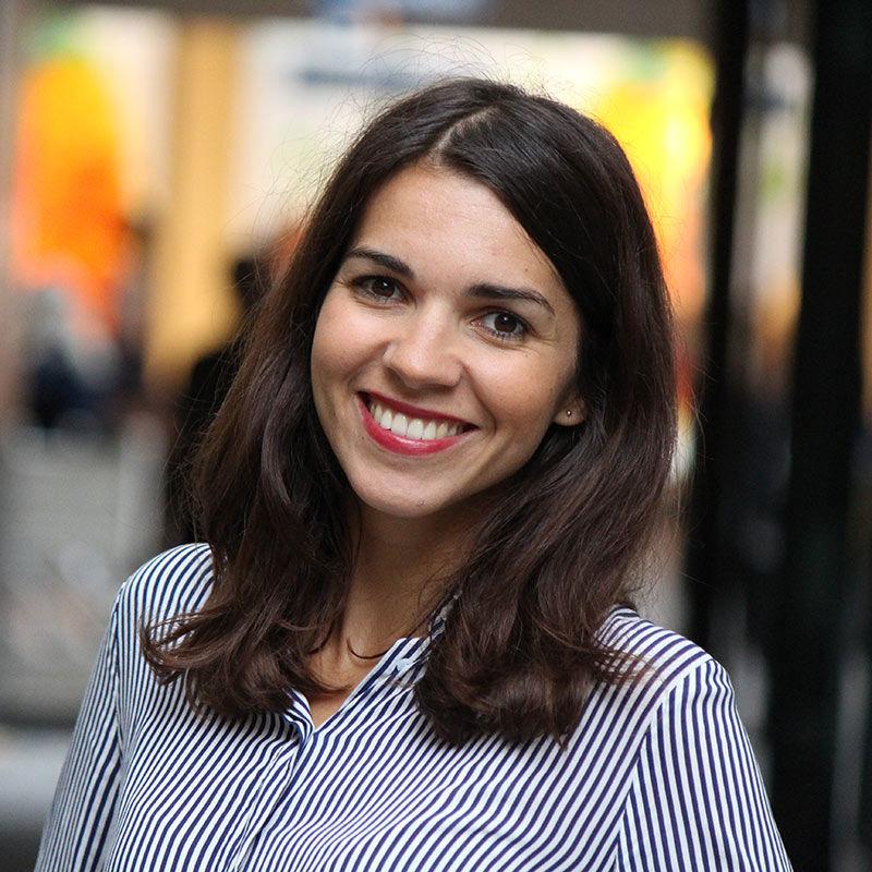 Stephanie Mirlach, - persönliche Mitarbeiterin des IT-Referenten