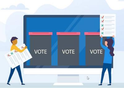 StimUP – einfach sicher Abstimmen mit Blockchain