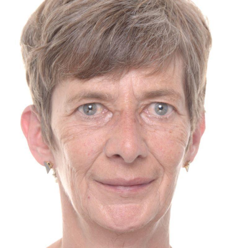 Susanne Lenz, - Informationssicherheitsbeauftragte im IT-Referat