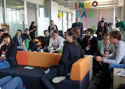 Startup Safari: Erklären, wie Stadtverwaltung funktioniert